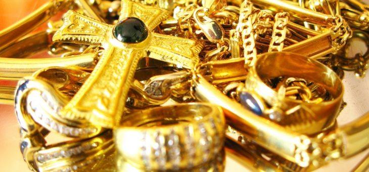 Auksiniai papuošalai vyrams